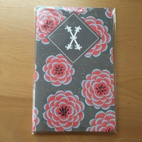 May Designs Flower Notebook