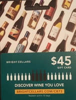 Bright Cellars Gift Card