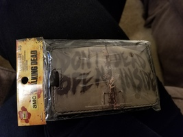 Walking Dead Luggage Tag