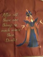 Aladdin's Jafar apron