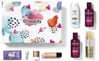 Target Beauty Box - February 2019 - ENTIRE BOX