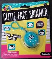 Toysmith Cutie Face Spinner