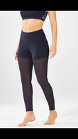 High-Waisted Mesh PowerForm Leggings