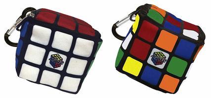 Reversible backpack storage plush