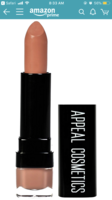 Appeal Cosmetics Naked Lipstick