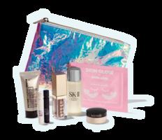 Macy's Makeup Bag: March '19 (bag only)