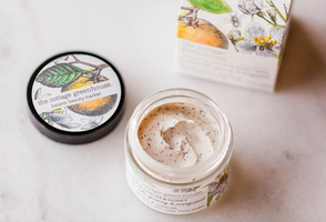 Cottage Greenhouse Orange Blossom & Honey Face Mask