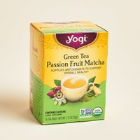Yogi Green Tea Passion Fruit Matcha Tea