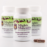 Mighty Muscadine Supplement