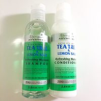 Renpure tea tree & lemon sage refreshing moisture shampoo and conditioner duo