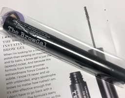The Browgal Instatint Tinted Brow Gel Brown 02