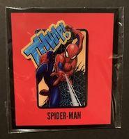 Spiderman pin