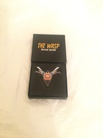 The wasp bookmark