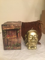 Indiana jones golden idol candle