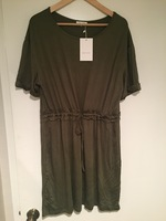 Rethm Cinched Waist Dress