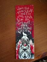 Game of Thrones bookmark