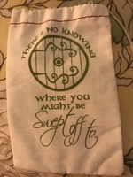 Fandom of the Month drawstring bag - Lord of the Rings