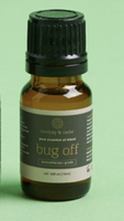bug off - pure essential oil blend