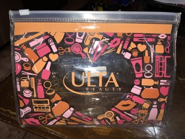 ULTA Beauty Waterproof Beauty Bag