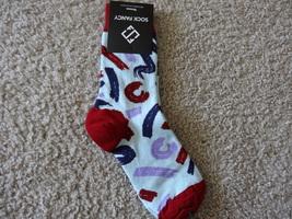 Sock Fancy abstract blue socks