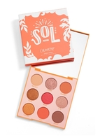 Colourpop Sol palette