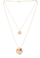 8 Other Reasons - Athena Lariat Layered Necklace