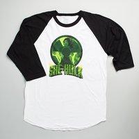 She-Hulk Raglan T-shirt