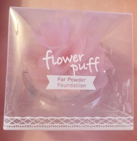 Flower Puff For Powder Foundation