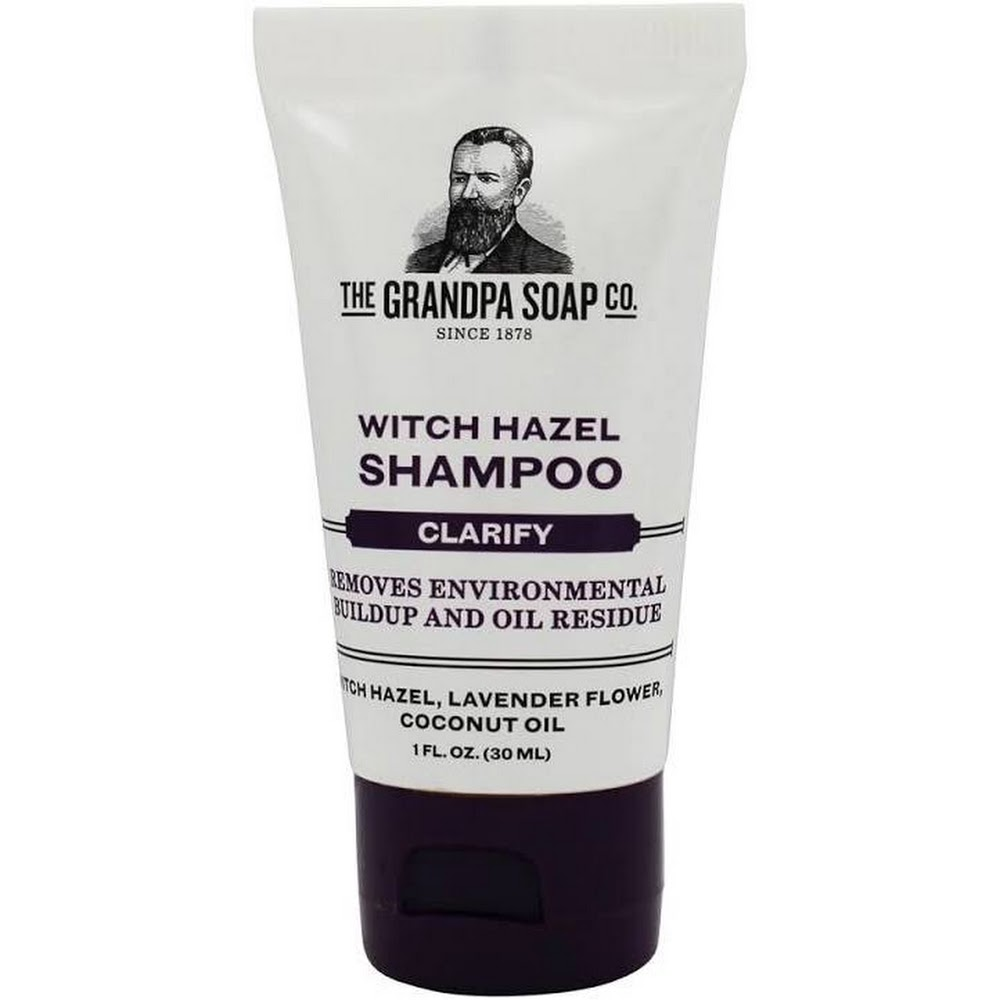 The Grandpa Soap Co. Witch Hazel Shampoo