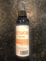Truce room and pillow spray lavendar & lemongrass