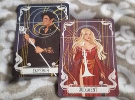 ACOTAR Tarot Cards