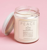 Crystal Peace Candle by J'Aime