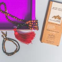 Samashiti Tiger Mala and Bracelet