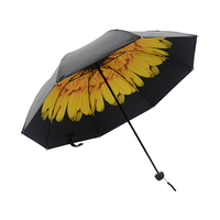 Real Chemistry Floral Sun Shade Umbrella