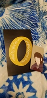 Lord of the Rings magnet and card