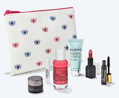 Macy's Beauty bag April 2019 (entire bag)