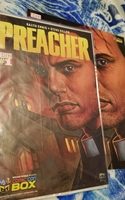 Preacher Comic Book and Print