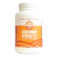 Manitoba Harvest Hemp Pro 70 Plant Based Protein Powder