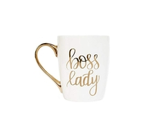 Sweet Water Decor Boss Lady Coffee Cup
