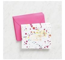 OMG I Love It Splatter Set Thank You Cards