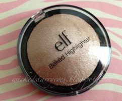 e.l.f Baked Highlighter in Moonlight Pearls