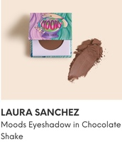 Laura Sanchez Moods Eyeshadow In Chocolate Shake