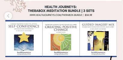 Therabox Guided Meditation Bundle