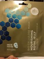 Whole Foods Nourishing Royal Jelly Bio Cellulose Mask