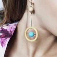 Jewemint Soho Mod Earrings