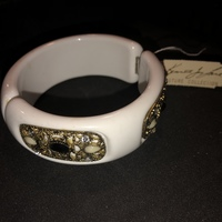 Kenneth Jay Lane Couture Collection Bangle Bracelet