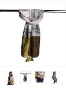 Kevia lightweight scarf