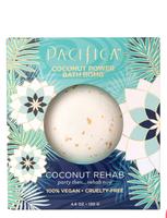 Pacifica Coconut Rehab Bath Bomb