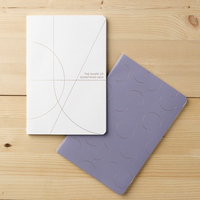 Compendium Notebook 2-pack  - The Shape of Something New