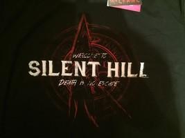 Silent Hill tee shirt Horror Block exclusive